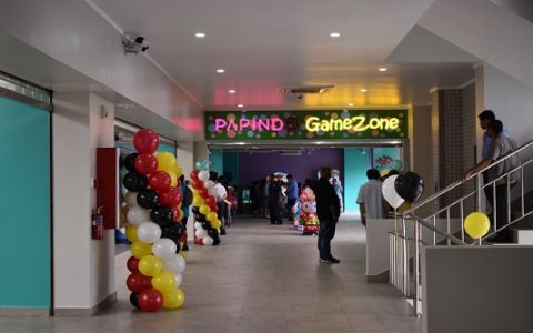 Papindo opens Gaming Zone for Customers in Lae